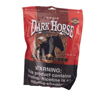 Dark Horse Regular Pipe Tobacco 16oz. - TB-DRK-REG16 - 400