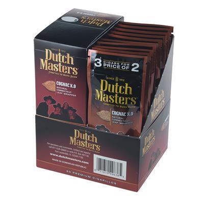 Dutch Masters Cigarillos Cognac XO 20/3 - CI-DUC-COGN - 400