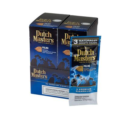 Dutch Masters Cigarillos Palma 20/3 - CI-DUC-PALMA - 400