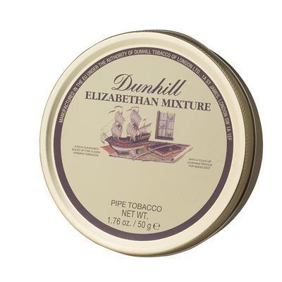 Dunhill Elizabethan Pipe Tobacco 5pk 50 Gram tins - TC-DUN-ELIZA - 400