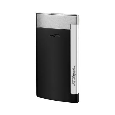 S.T. Dupont Slim 7 Black/Chrome - LG-DUP-027710 - 400