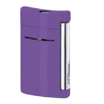 ST. Dupont Minijet Beetroot Purple Lighter