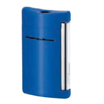 S.T. Dupont Minijet Cyan Blue Lighter - LG-DUP-10038 - 400