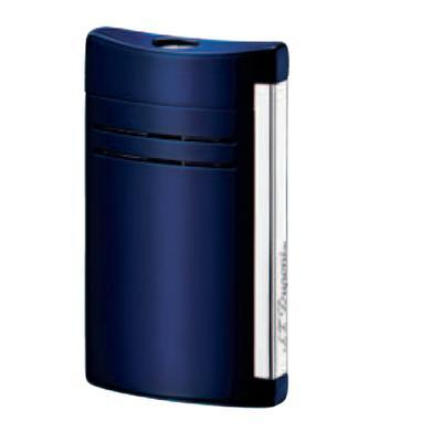 S.T. Dupont Maxijet Midnight Blue Lacquer Lighter - LG-DUP-20102N - 75