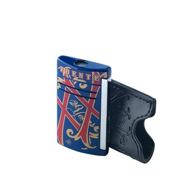 S.T. Dupont Maxijet Opus X Lighter Blue - LG-DUP-OPUS48S - 400