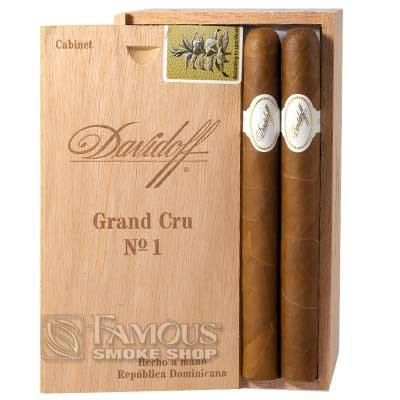 Davidoff Grand Cru Series No. 1 - CI-DVG-1N - 400