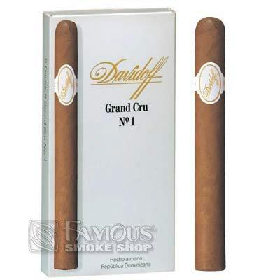 Davidoff Grand Cru Series No. 1 5 Pack - CI-DVG-1NPK - 400