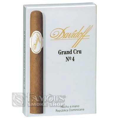 Davidoff Grand Cru No. 4 5 Pack - CI-DVG-4NPK - 400