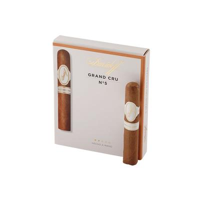 Davidoff Grand Cru Series No. 5 5 Pack - CI-DVG-5NPK - 75