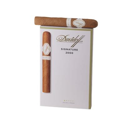 Davidoff Thousand Series 2000 5 Pack - CI-DVK-2KNPK - 400