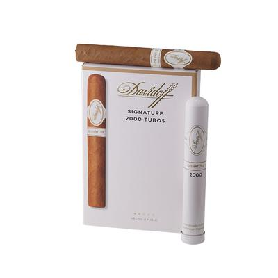 Davidoff Thousand Series 2000 Tubos 4 Pack - CI-DVK-2KTNPK - 75