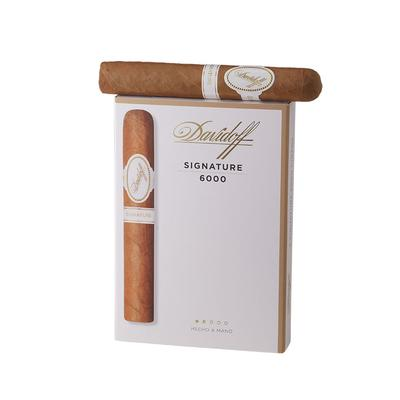 Davidoff Thousand Series 6000 Robusto 4 Pack - CI-DVK-6KNPK - 75
