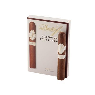 Davidoff Millennium Petit Corona Pack - CI-DVM-PCORNPK - 400