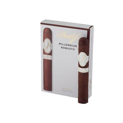 Davidoff Millennium Robusto Pack - CI-DVM-ROBNPK - 400