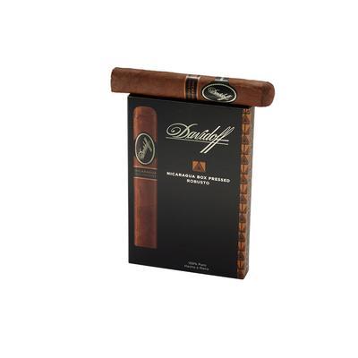 Davidoff Nicaragua Robusto Box Press (4) - CI-DVN-ROBBP4PK - 400