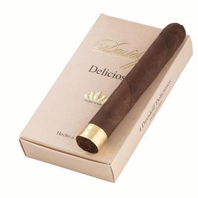 Davidoff Puro d'Oro Deliciosos 4 Pk - CI-DVO-DELN4PK - 400
