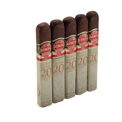Eiroa The First 20 Years Double Toro 5 Pack - CI-E20-DTORM5PK - 75