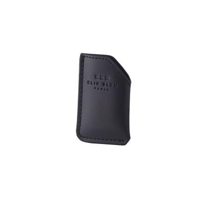 Elie Bleu Delgado Jet Flame Lighter Case Black Leather - CC-EBS-EBPOUCH2 - 400