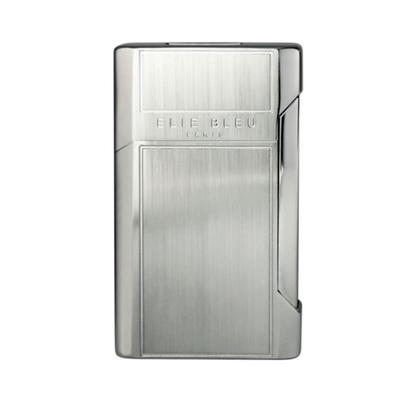 Elie Bleu J-12 Plano Jet Flame Lighter Collection Satin - LG-EBS-J12SATIN - 400