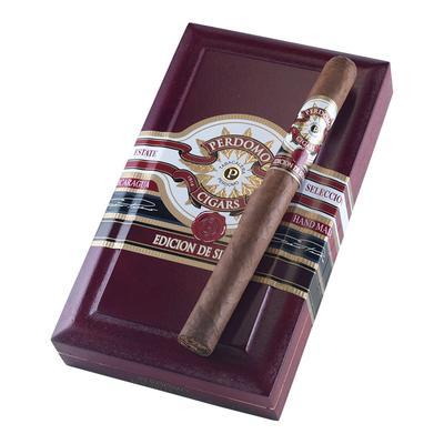 Perdomo Edicion De Silvio Sun Grown Dbl Corona 5 Pk Gift Box - CI-ESG-DCORNGFT - 400
