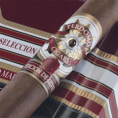 Perdomo Edicion De Silvio Sun Grown Salomon 5 Pack - CI-ESG-SALON5PK - 75