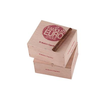 Euro Sticks Cigarillos - CI-EUR-100CIGM - 400