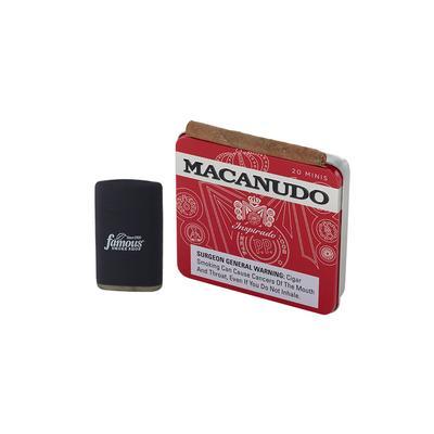 Macanudo Red Mini Gift Set-CI-FAM-MACRED - 400