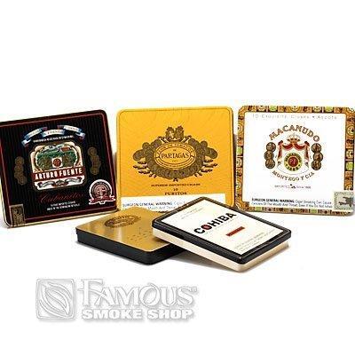 Famous Premium Tin Collection - CI-FAM-PRETICO - 400