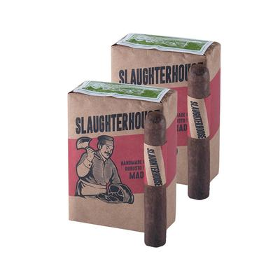 Featured Variety Samplers Slaughterhouse Robusto Promo - CI-FAM-SLUR - 400