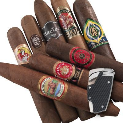 Big Name Lighter Combo Sampler - CI-FAM-ZGAPR39 - 400