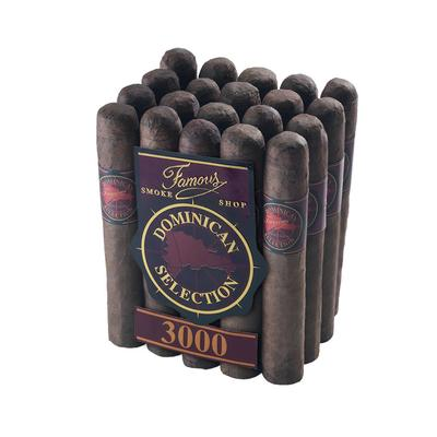 Famous Dominican 3000 Robusto - CI-FD3-ROBM - 400