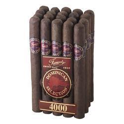 Famous Dominican Selection 4000 Lonsdale - CI-FD4-LONM20 - 400