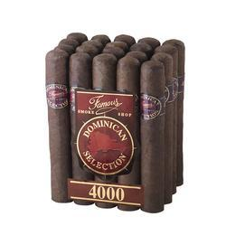 Famous Dominican Selection 4000 Robusto - CI-FD4-ROBM20 - 400