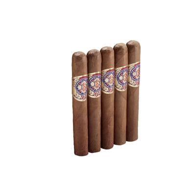 Famous Dominican Selection 4000 Toro 5 Pack - CI-FD4-TORN205P - 75