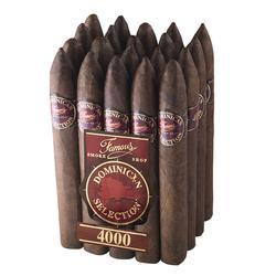 Famous Dominican Selection 4000 Torpedo - CI-FD4-TORPM20 - 400
