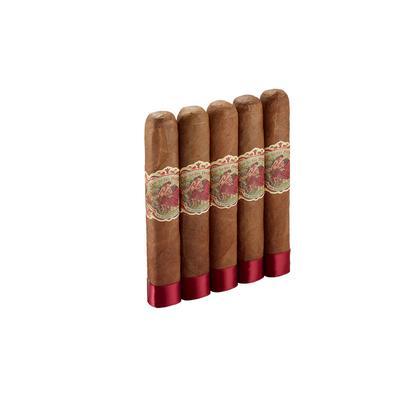 Flor De Las Antillas Robusto 5 Pack - CI-FDA-ROBN5PK - 400