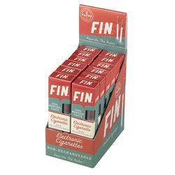 FIN E-Cig Disposable Menthol Rich 12pk - EC-FEC-DMEN16 - 400