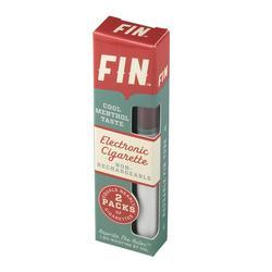 FIN E-Cig Disposable Menthol Rich - EC-FEC-DMEN16Z - 400