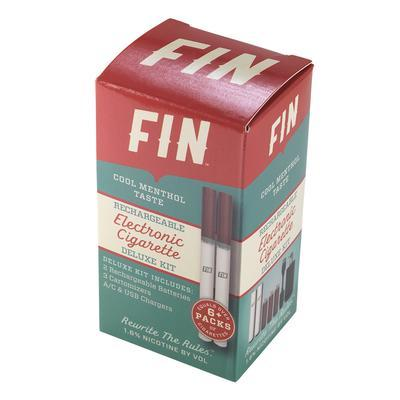 FIN E-Cig Disposable Mild 12pk - EC-FEC-DTOB08 - 400