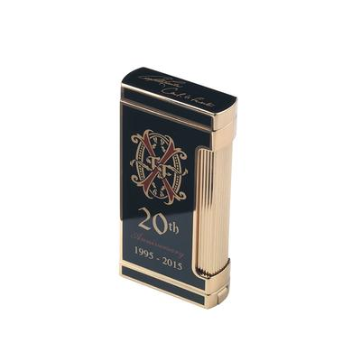 FF Opus X 20th Anniversary Prometheus Ultimo X Lighter Black - LG-FFX-ULTXF1 - 400