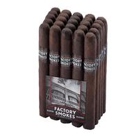 Factory Smokes Maduro Churchil