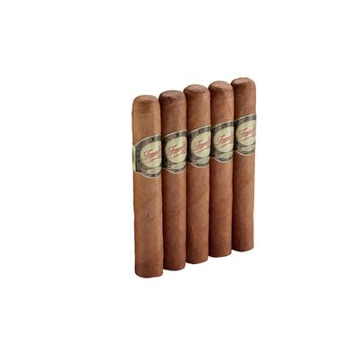 Famous Vitolas Especiales Robusto 5 Pack - CI-FVE-ROBN5PK - 400