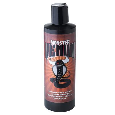 Famous Monster Humidification The Venom PG Solution 8 ounce bottle - HL-FVH-VENOM - 400