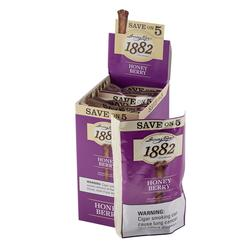 Garcia y Vega 1882 Honey Berry 8/5 - CI-G82-HB40PK - 400