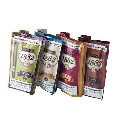 Garcia y Vega 1882 Flavor Assortment - CI-G82-TFLIGHT - 400