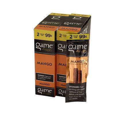 Garcia y Vega Game Cigarillo Mango 30/2-CI-GCI-MANUP99 - 400