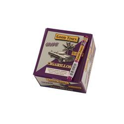 Good Times Cigarillos Grape - CI-GDT-GRPN - 400