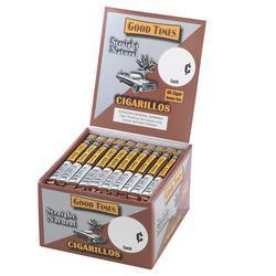 Good Times Cigarillos Natural - CI-GDT-NATN - 400