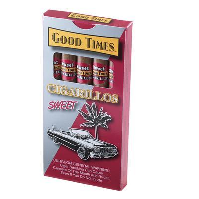 Good Times Cigarillos Sweet (5) - CI-GDT-SWTNPKZ - 400
