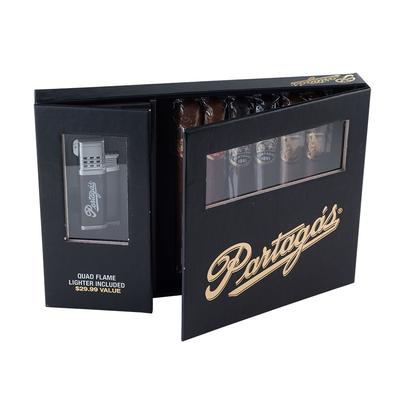 Partagas Collection With Lighter - CI-GEN-PARLIG16 - 400
